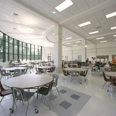 Oxford High School Cafeteria